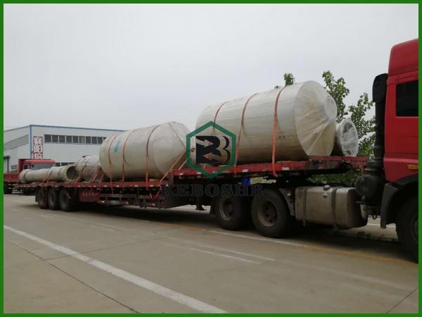 罗马尼亚 /客户的废油蒸馏再生装置