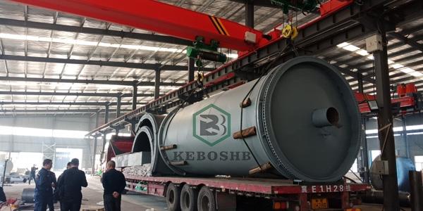 2020环保型油泥处理设备处理流程