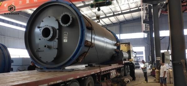 废轮胎炼油设备运行注意事项和设备维护方法