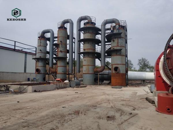 固体危险废物的预处理工艺流程及特点