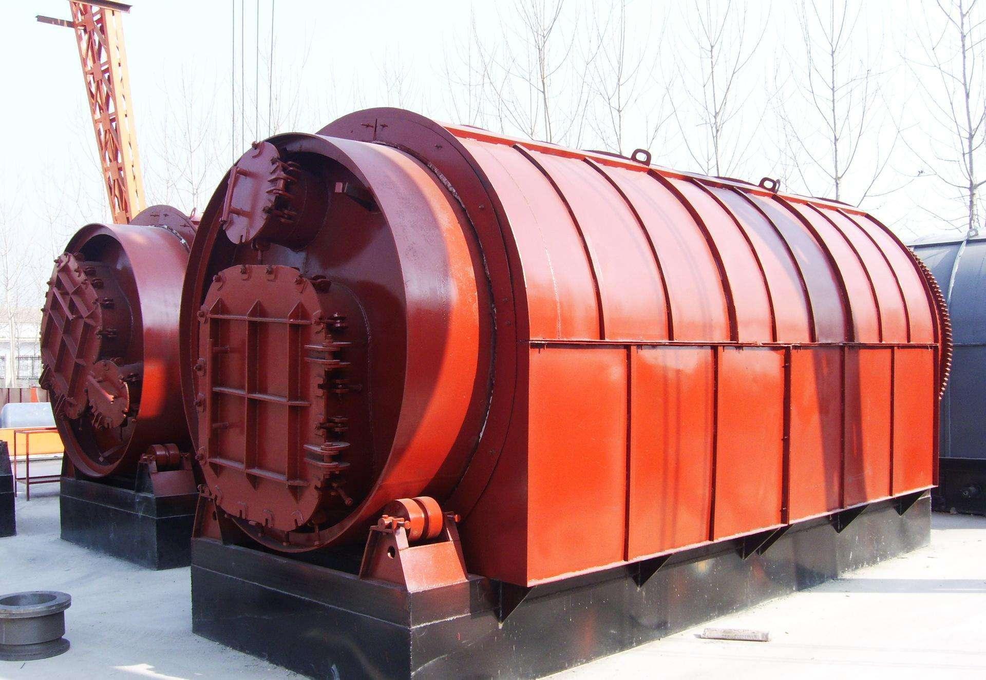 废油泥再生处理设备