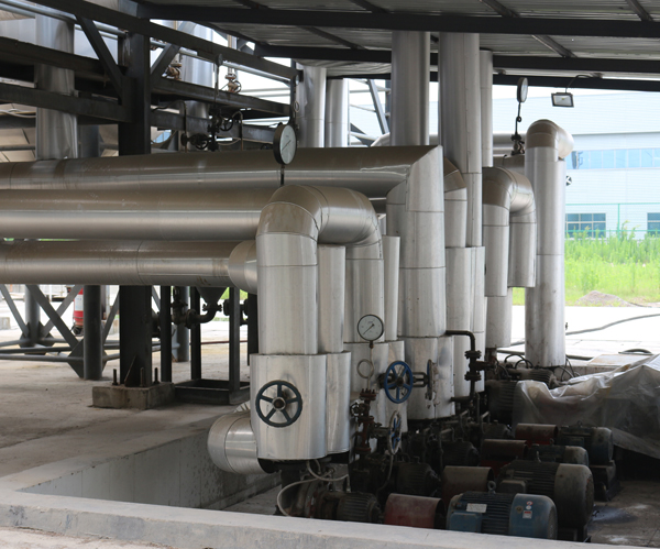 废油蒸馏装置