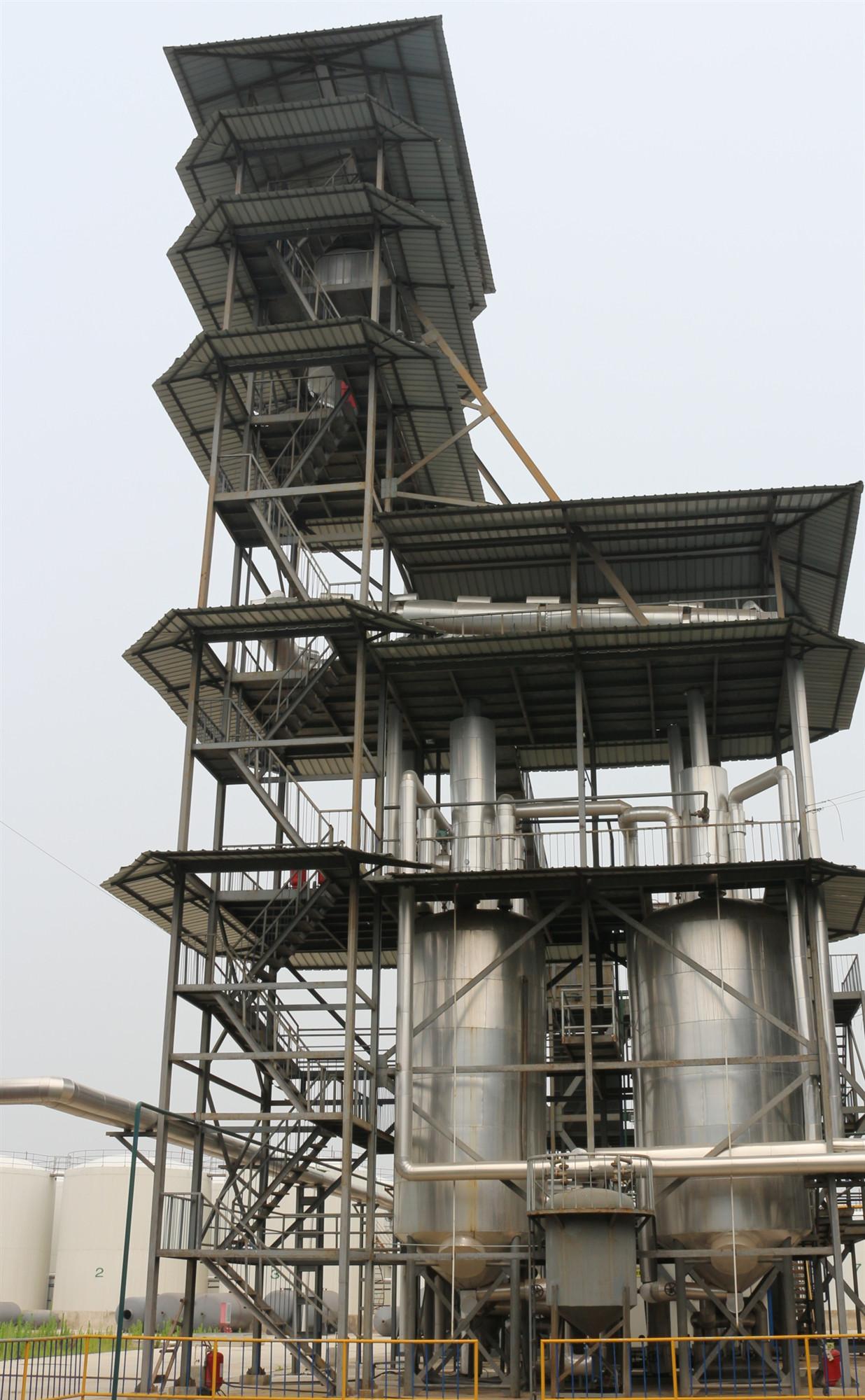 废油蒸馏再生设备