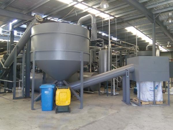 废油泥处理再生设备生产厂家