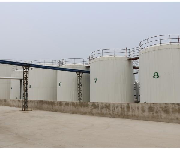 山东废油蒸馏再生装置