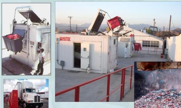 山东医疗废物裂解设备