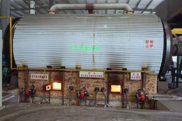 山东废轮胎炼油设备