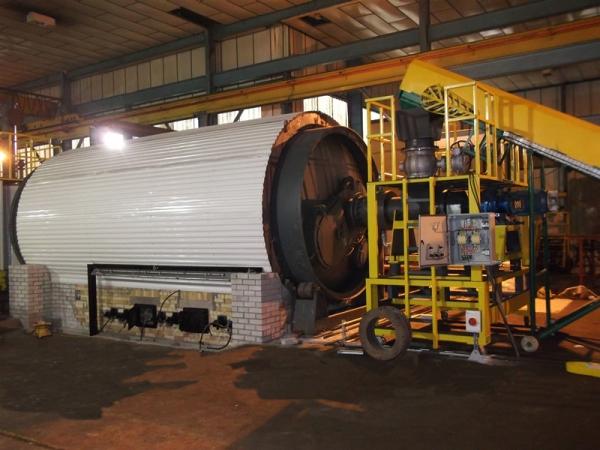 江西热裂解技术炼油设备