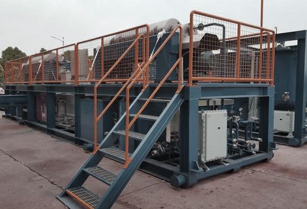 湖北环保型废油泥处理设备