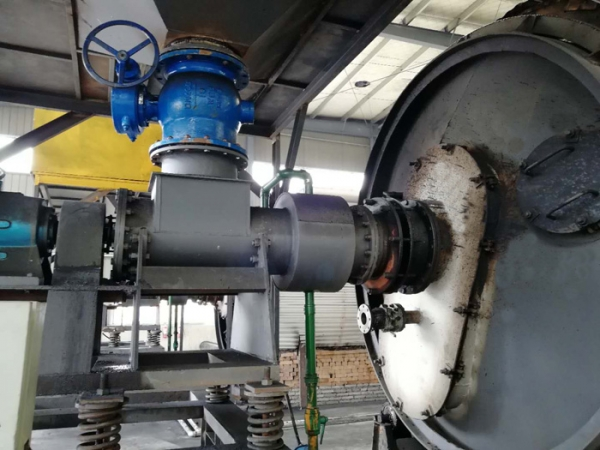 江西商丘铝塑炼油设备