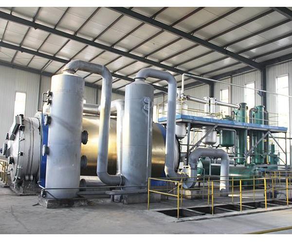 江西废油蒸馏再生设备价格